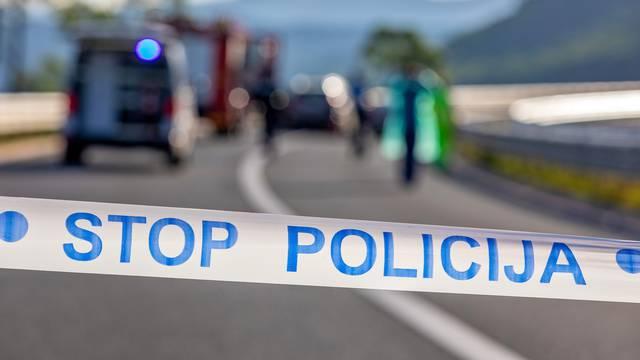Pula: U prometnoj nesreći poginula jedna osoba, dvoje teško ozlijeđenih