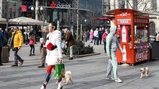 Šarolika svakodnevnica stanovnika Zagreba