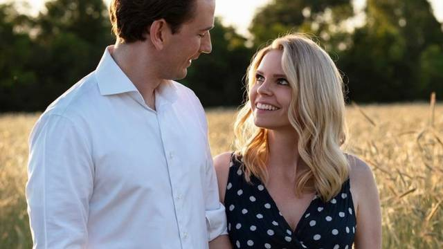 Sebastian Kurz čeka prvo dijete sa dugogodišnjom partnericom