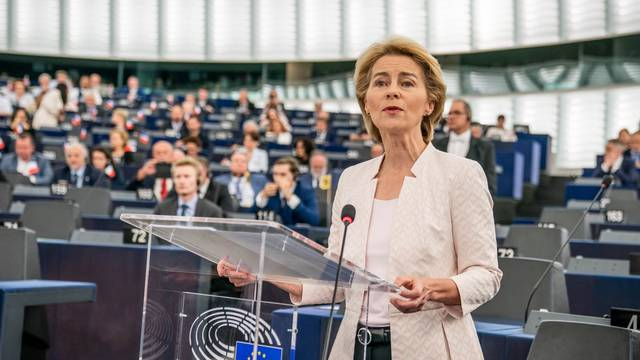 Election of EU Commission President