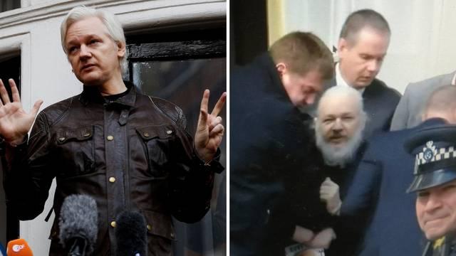 Assange je naše veleposlanstvo koristio kao centar za špijunažu