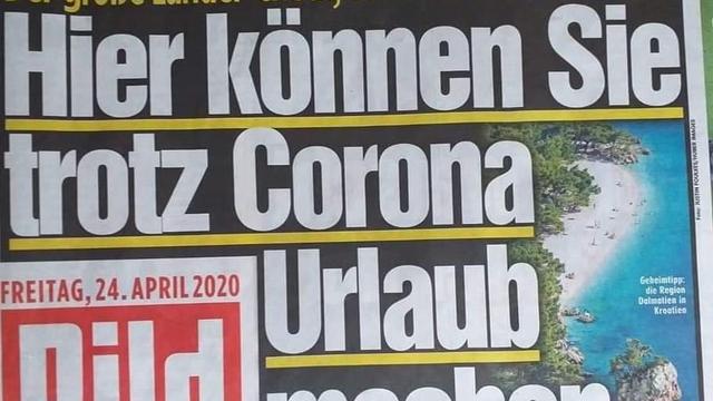 'Hrvatska je 'korona-free' i ona će spasiti naše ljetovanje...'