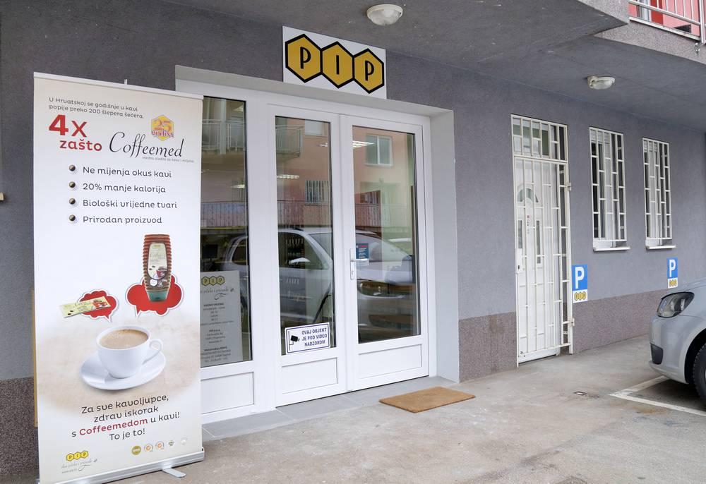 PIP-ova maloprodaja na novoj lokaciji