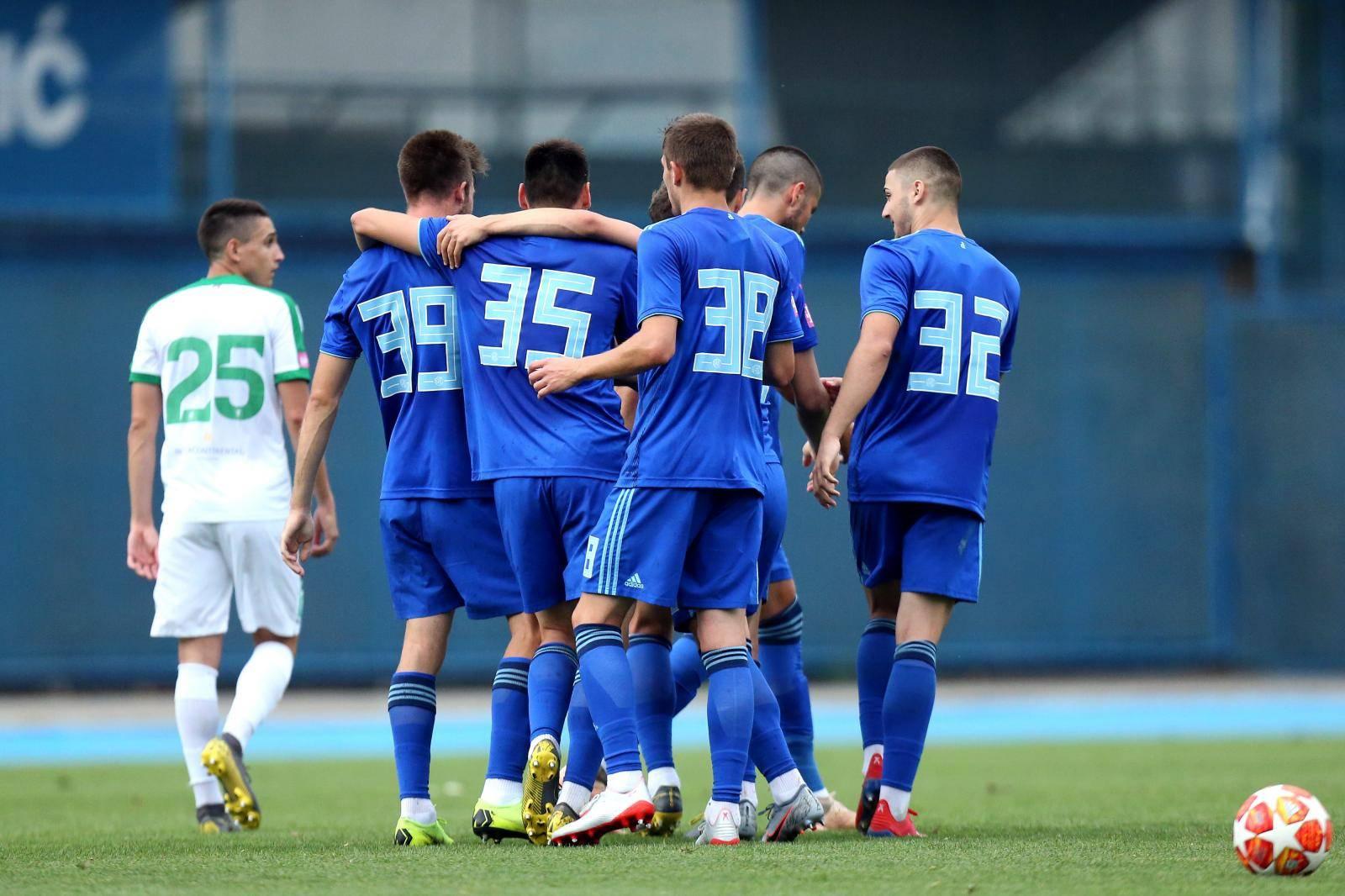 Zagreb: Prijateljska utakmica između Dinama i Olimpije