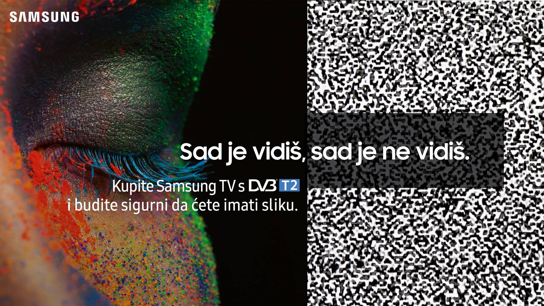 Neka vaš život bude digitalna simfonija – dočekajteDVB-T2 uz Samsung 4K televizore