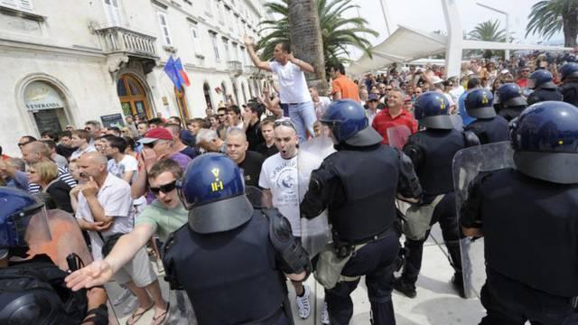 Josipović podržao Split Pride, Pusić upozorila: Sve gleda EU