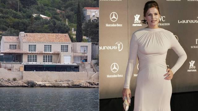 'Počastila' se: Sagradila vilu s bedemima za 30 milijuna kuna