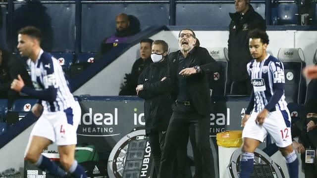 Premier League - West Bromwich Albion v Sheffield United