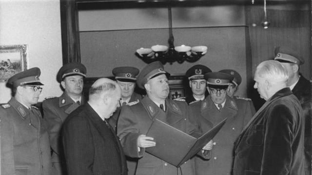 80. Geburtstag Wilhelm Pieck, Glückwünsche