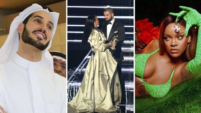 Što će reći dečko milijarder? Rihanna se zabavlja s bivšim...