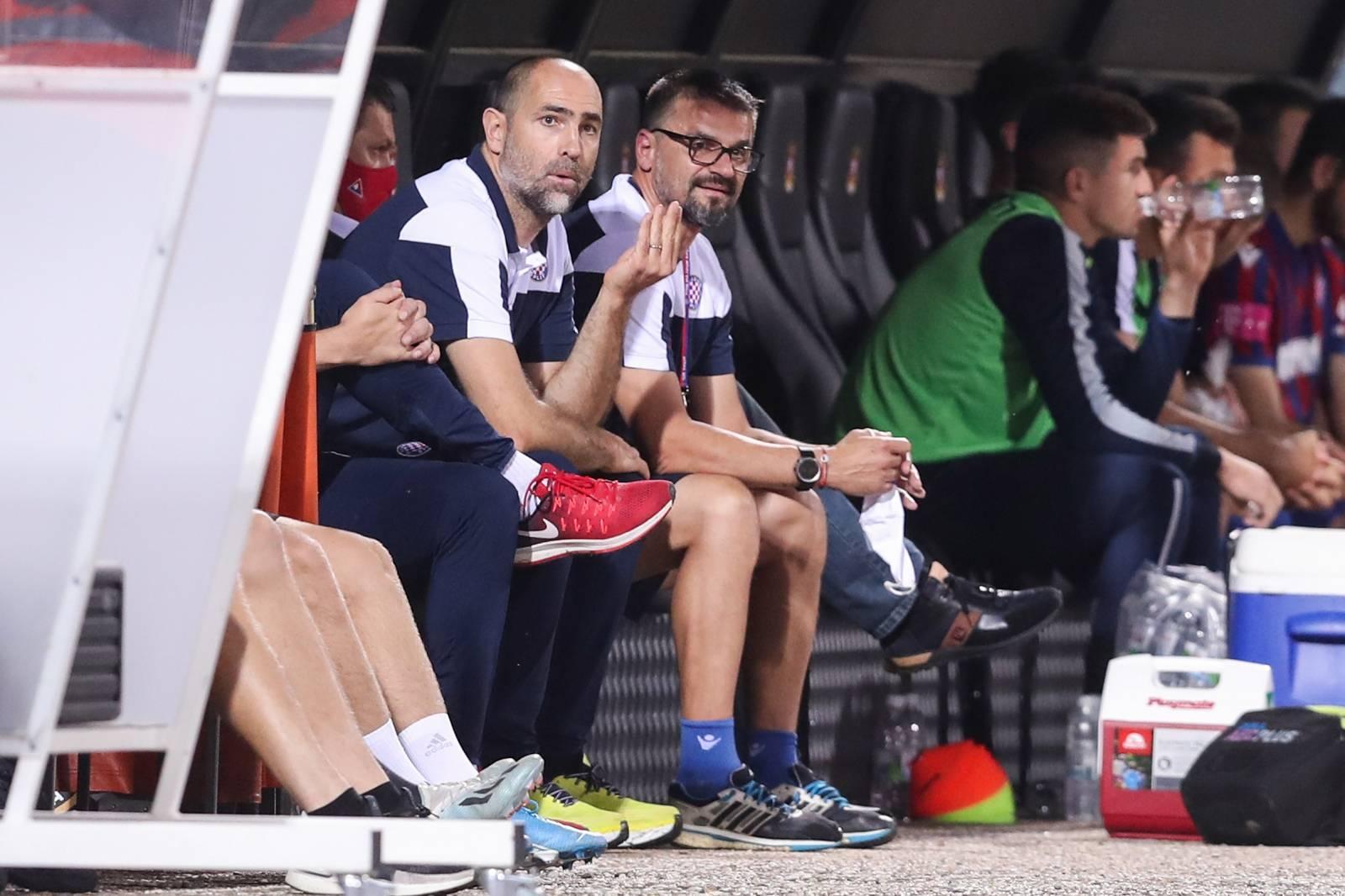 Velika Gorica: U 32. kolu HT Prve lige sastali se Gorica i Hajduk