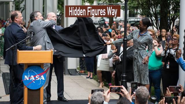 """""""Hidden Figures Way"""" Dedication"""