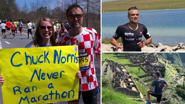 Prebolio metastatski karcinom i planira istrčati sedam maratona u sedam dana za pomoć bolnici!