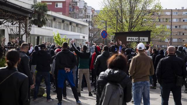 U Mostaru održan prosvjed zbog policijske brutalnosti