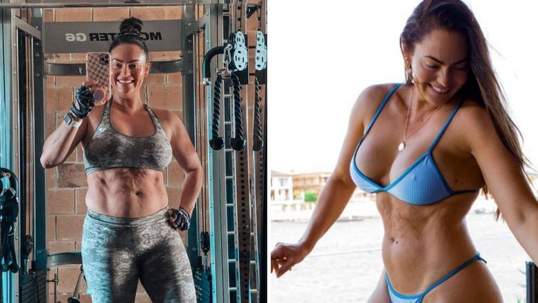 Fitness trenericu napali nakon poroda: 'Uništila si svoje tijelo!'