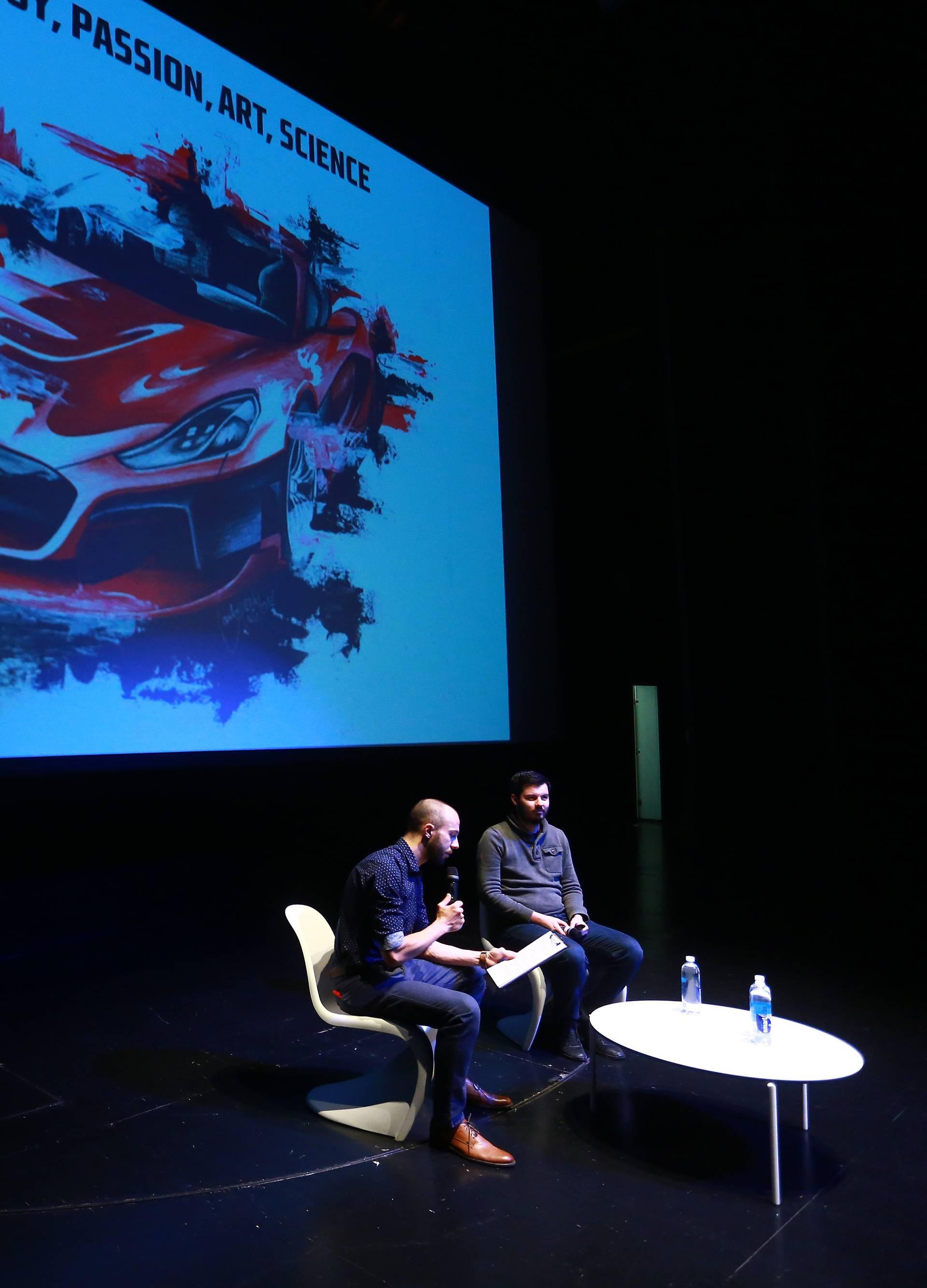 Zagreb: Mate Rimac gostovao na festivalu umjetnosti, robotike i novih tehnologija
