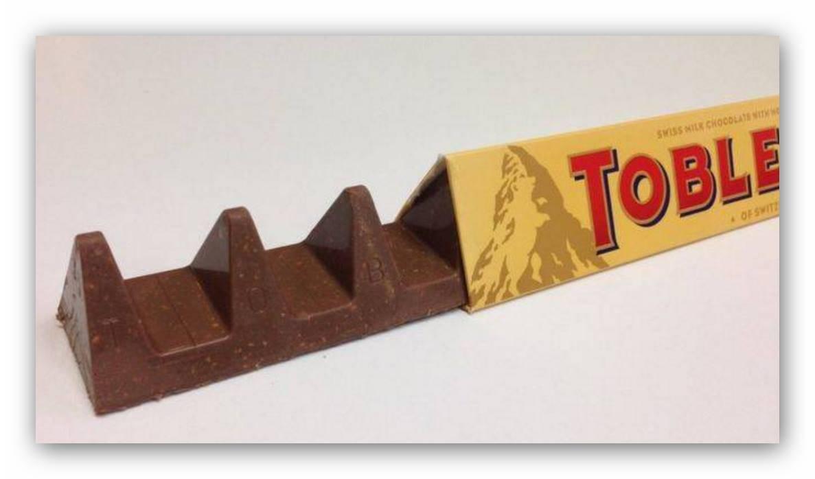 Ima rupe: Toblerone promijenio izgled i šokirao brojne ljubitelje