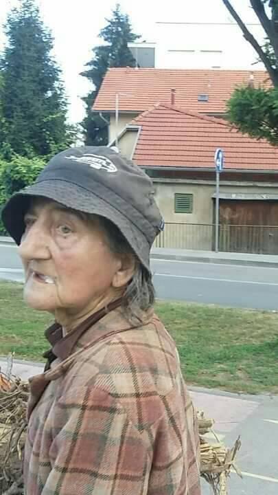 'Jeste li vidjeli moju mamu?' Paula luta po Novom Zagrebu