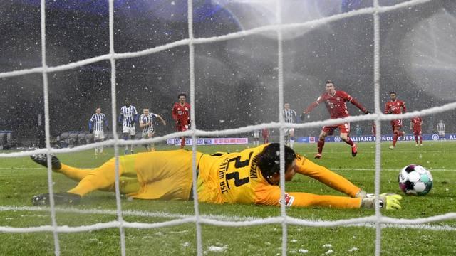 Hertha BSC - FC Bayern Munich