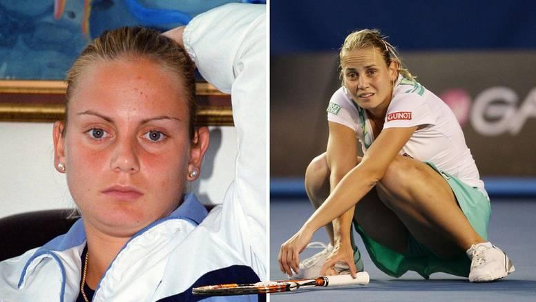 Srpska tenisačica koju je otac zlostavljao: Ova mi fotografija nanosi tugu i bol. Borila sam se