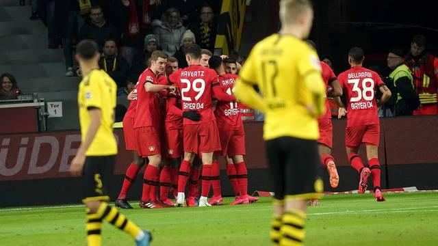 GER, 1.FBL, Bayer Leverkusen vs Borussia Dortmund