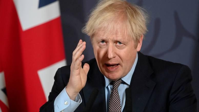 Boris Johnson ispričao se za ubojstva civila u Belfastu 1971.