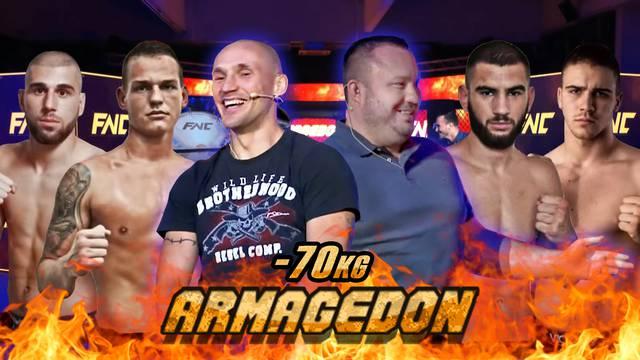 Armagedon analiza: Tko će izaći iz kaveza kao pobjednik, Marko Bojković ili Luka Milidragović?