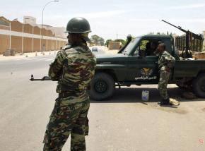 mauritania politics