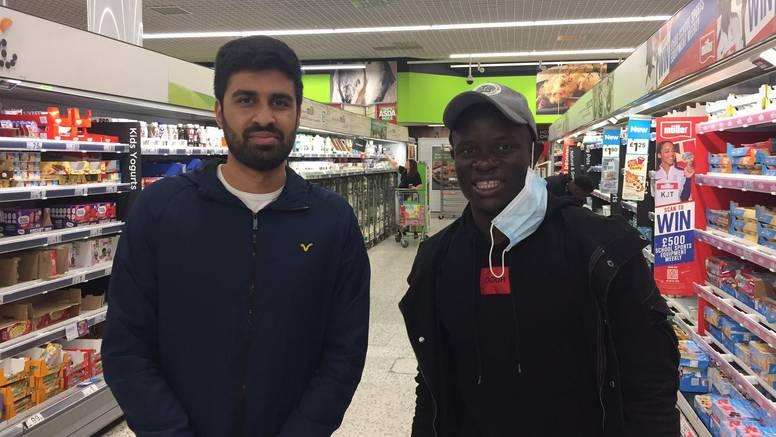 Zvijezda Chelseaja kupovala namirnice: Iznenadio navijača