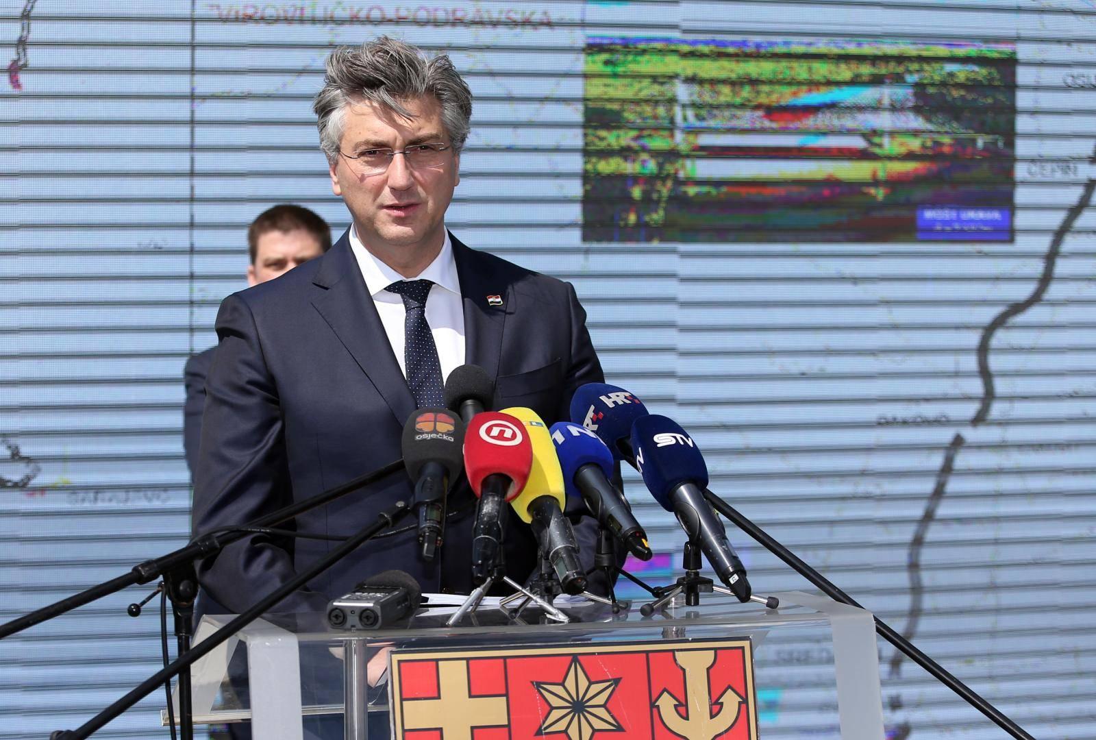 Potpisan ugovor za izgradnju poddionice Beli Manastir - most Halasica na autocesti A5