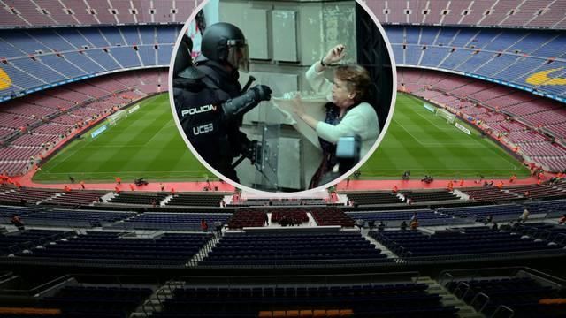 Više od nogometa: Barcelonina pobjeda u sjeni krvavih nereda