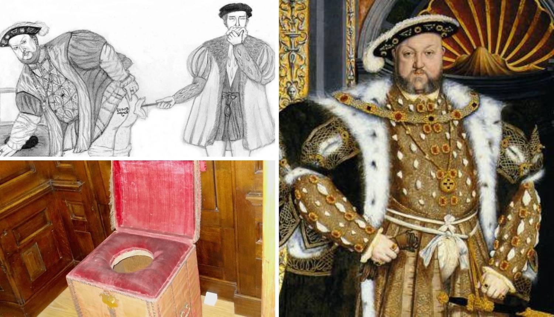 Pomagati kralju u obavljanju nužde bila je velika povlastica