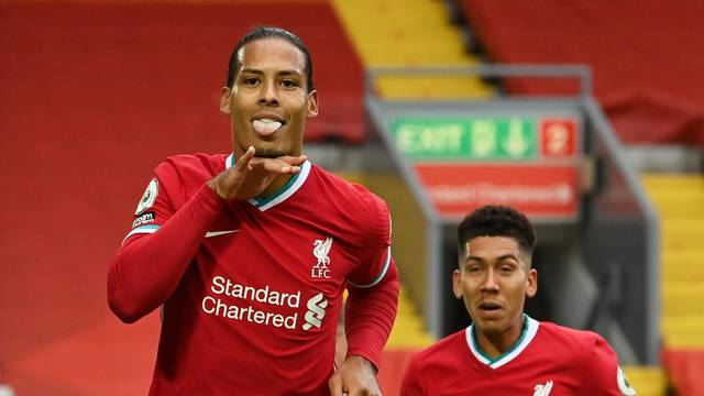 Premier League - Liverpool v Leeds United