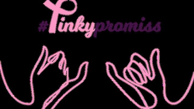 Odaberi prijateljicu za #pinkypromiss obećanje!