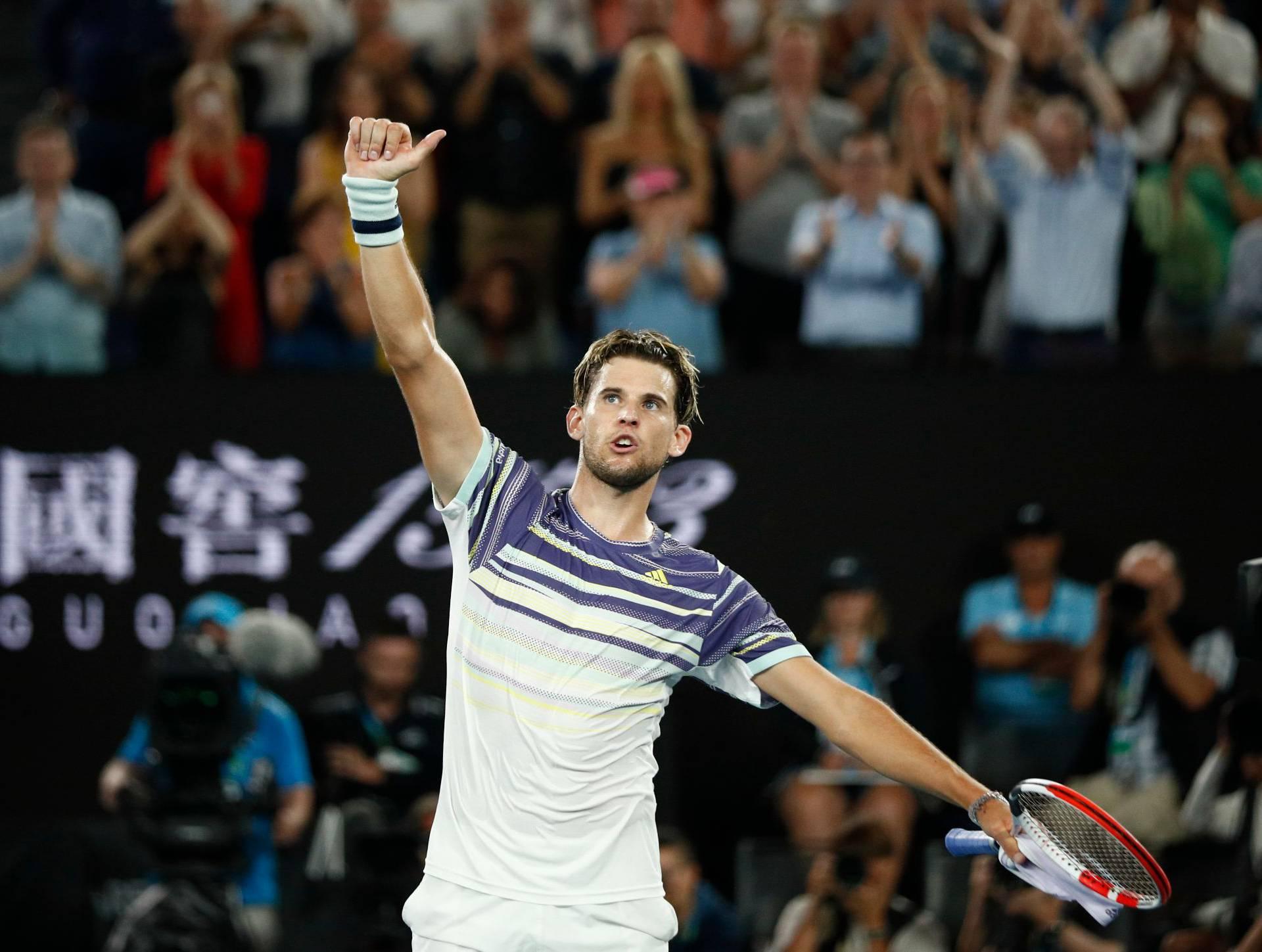 Nadal bez polufinala: Thiem je uzeo tri tie breaka za pobjedu