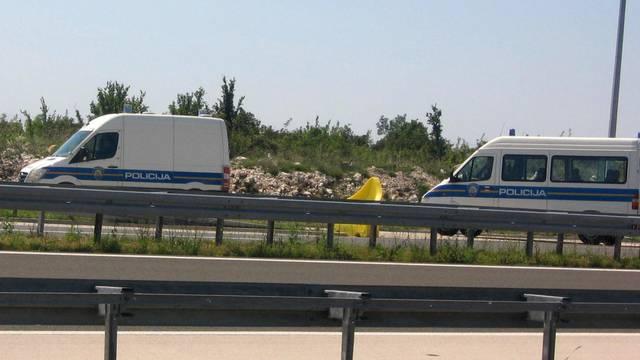 Masovna tučnjava na autocesti: Mladić završio u riječkoj bolnici