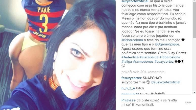 Shakira, čuvaj se: Brazilki u tangama sviđa se Gerard Pique