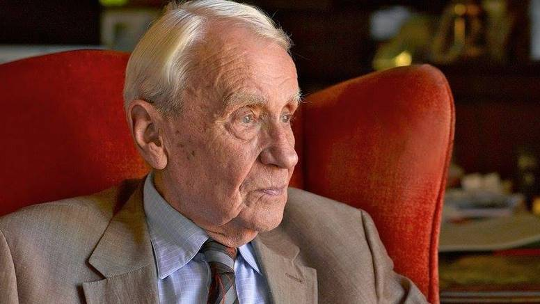 Umro je sin autora  'Gospodara prstenova' u 96. godini života