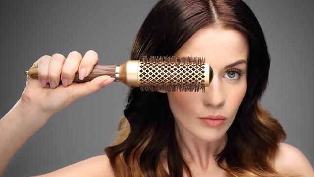 Očistite lako četku za kosu uz jednostavan vodič u tri koraka