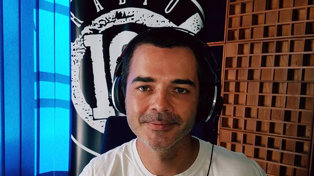 Daniel Delale show na Radio 101 počeo s emitiranjem