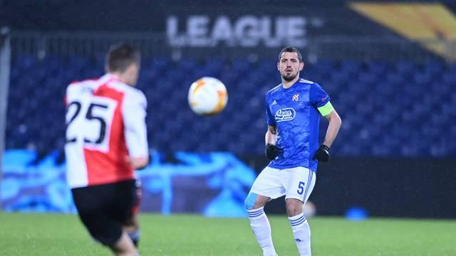 Rotterdam: Dinamo i Feyenoord igraju utakmicu 5. kola UEFA Europske lige