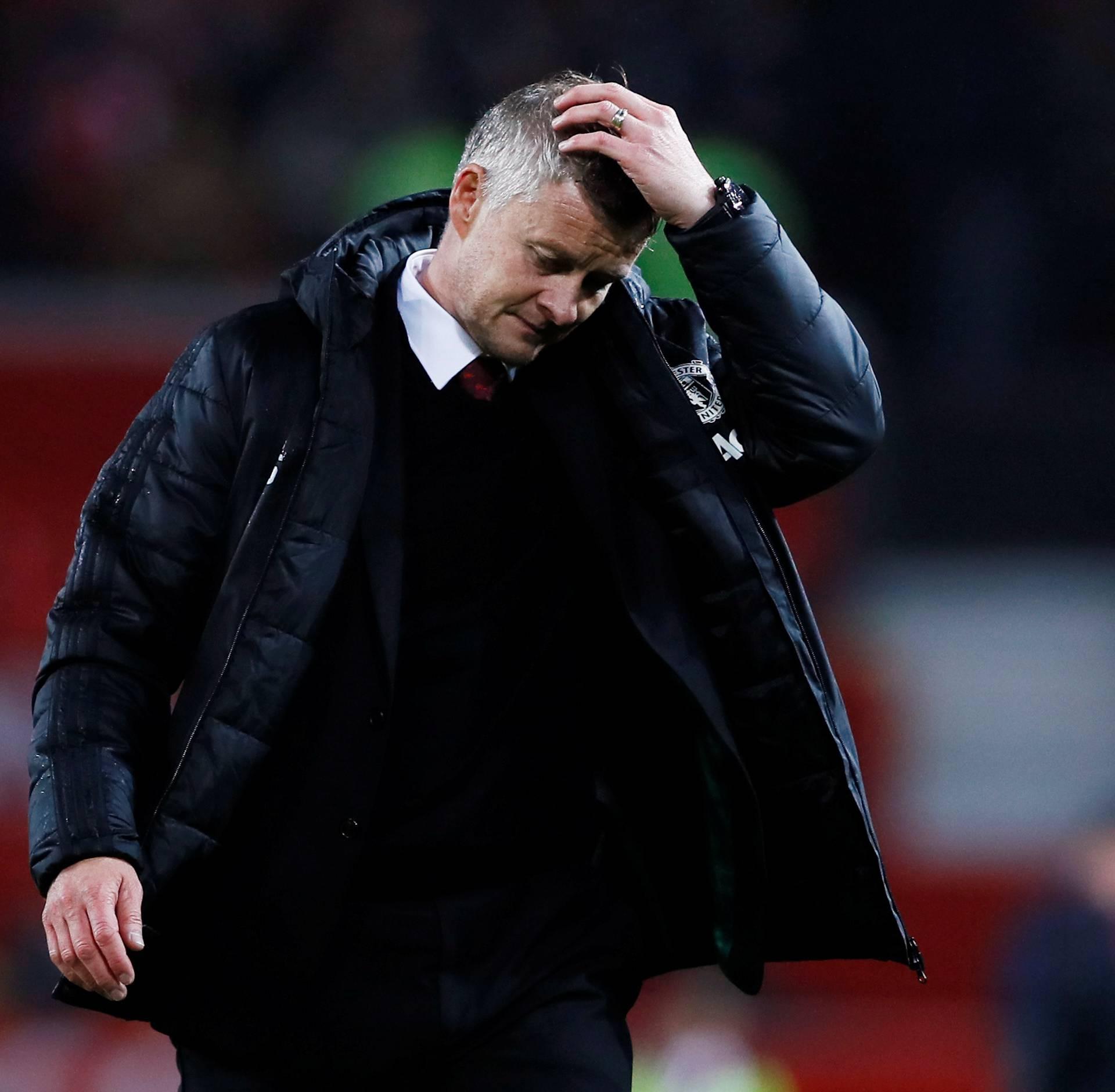 Premier League - Manchester United v Arsenal