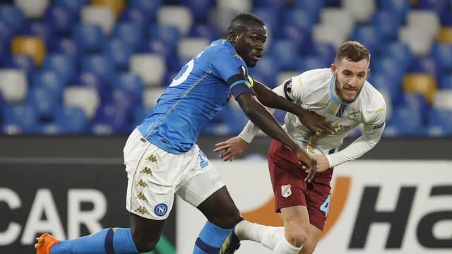 Europa League - Group F - Napoli v HNK Rijeka