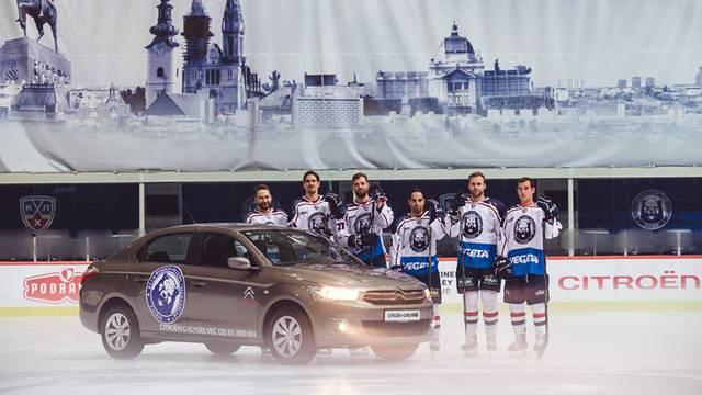 Zagrebački medvjedi i Citroën kreću u novu KHL avanturu