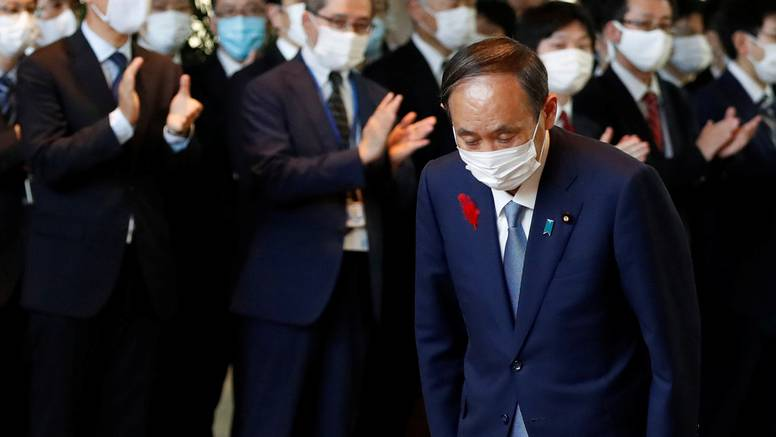 Japanci raspustili vladu uoči glasanja za novog premijera