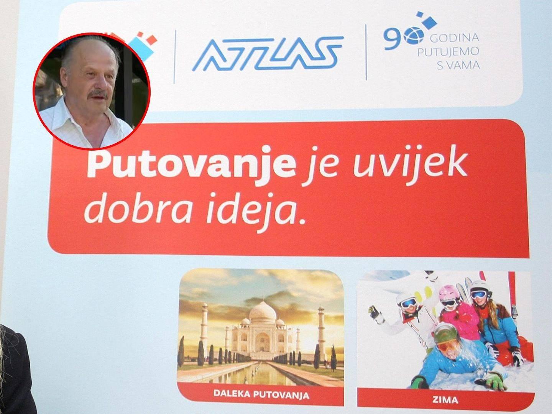 Propast agencije Atlas: Od 152, samo 19 radnika ostaje raditi
