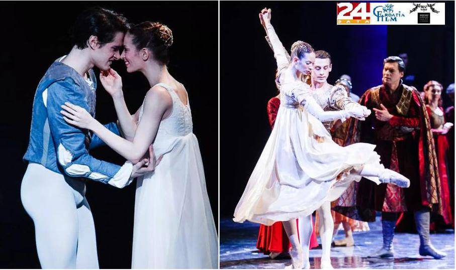 Klikni i pogledaj slavni balet 'Romeo i Julia' na 24sata.hr