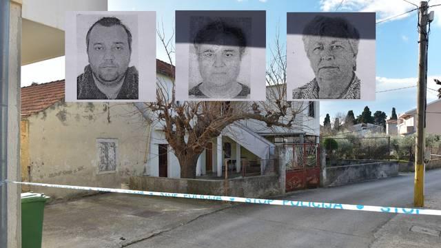 Tužan ispraćaj: Pokopali su tri žrtve krvoprolića u Sukošanu