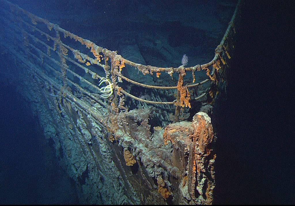 Titanic polako nestaje, ronioce šokiralo grozno stanje olupine