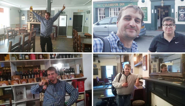 Epsko 'putovanje': Četiri godine je obilazio sve pubove u gradu
